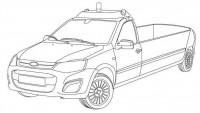 Студенти превръщат Lada в безпилотна катафалка