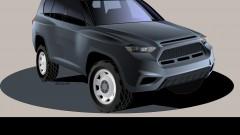 УАЗ готви конкурент на Toyota Land Cruiser Prado<br /> 1 снимки