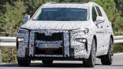 Opel тества загадъчен модел<br /> 6 снимки