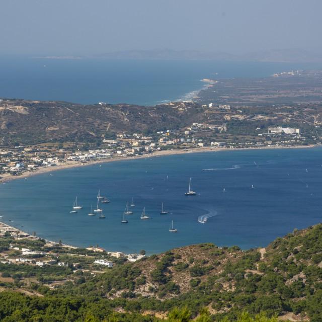 Гръцки хотелиери недоволни от табели за цунами