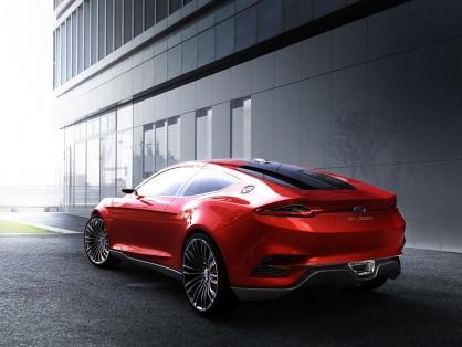 Ford Mondeo Evos