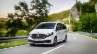 Mercedes-Benz представи първия в света премиум ван на ток
