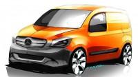Новият Mercedes Citan отново ще е разработен с Renault