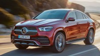 Mercedes-Benz представи новото GLE Coupe