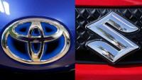 Toyota и Suzuki се обединиха