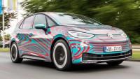 VW официално показа най-важния си електрически хечбек