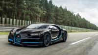 Bugatti Chiron официално е най-бързата кола на планетата