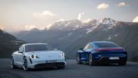 Porsche представи електромобилът Taycan