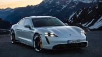 Porsche Taycan влезе в Книгата на рекордите Гинес
