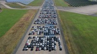 Защо Daimler има гробище за нови коли