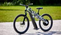 Skoda показа велосипед без педали
