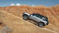 """Топ версия с 500 """"коня"""" за новия Land Rover Defender"""