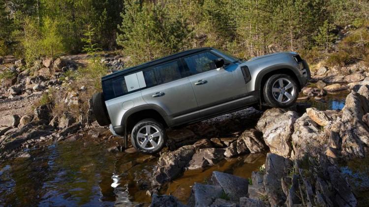 Новият Land Rover Defender