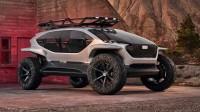 Audi показа как ще изглежда всъдеходът на бъдещето