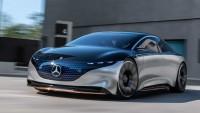 Mercedes-Benz се отказа от ДВГ