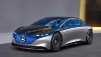 Eлектрическият флагман на Mercedes излиза в 4 версии