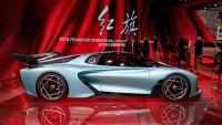 Китай показа хиперавтомобил с партийна закалка