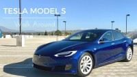 """Tesla счупи рекорда на Porsche Taycan на """"Нюрбургринг"""""""
