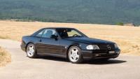 Продават рядък Mercedes-Benz AMG