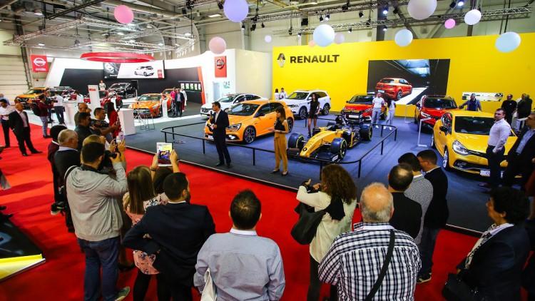 Международният автомобилен салон София 2019 ще се проведе от 12-ти до 20-ти октомври в Интер Експо Център в София
