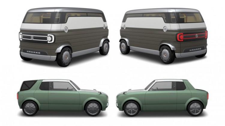 Концепциите на Suzuki
