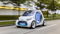 Smart ще тръгне по пътя на Mini
