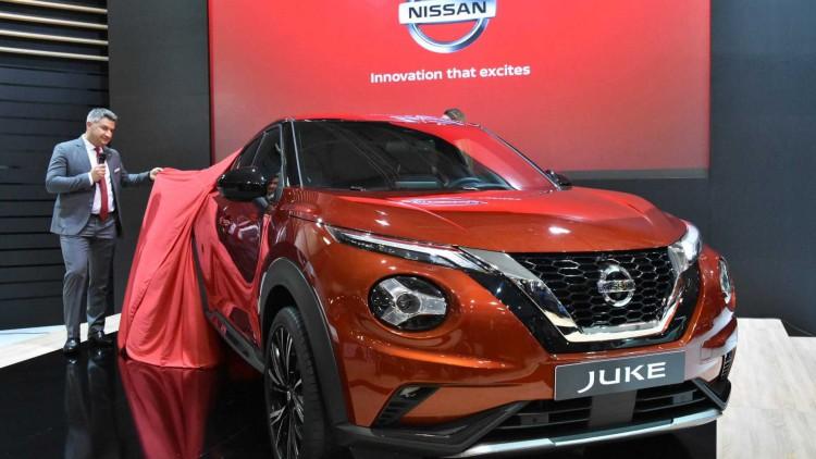 Новият Nissan Juke