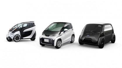 Различните вариации на Toyota BЕV