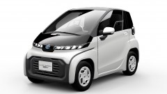 Toyota пуска 250-сантиметров електромобил<br /> 4 снимки