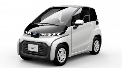 Стандартната версия на Toyota BЕV