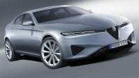 Харесва ли ви тази визия за нов седан от Alfa Romeo?