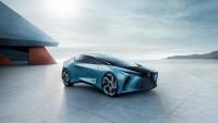 Lexus вади футуристичен електромобил