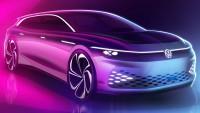 Volkswagen ще предложи електрическо комби с пробег 700 км