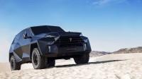 Това е най-скъпият SUV автомобил на планетата