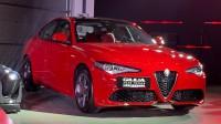 Фейслифтът на Alfa Romeo Giulia и Stelvio - първо в Китай
