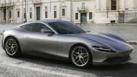 Ferrari представи новия спортен модел Roma
