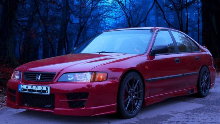 Българската Honda Accord