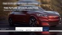 Ford разсекрети електрическия високопроходим Mustang
