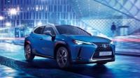Lexus показа първия си електромобил
