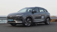 Hyundai измина рекордна дистанция с водородния Nexo
