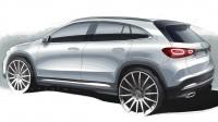 Ето как ще изглежда новият Mercedes-Benz GLA