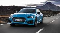 """Audi обнови """"зареденото"""" купе и лифтбек RS5"""