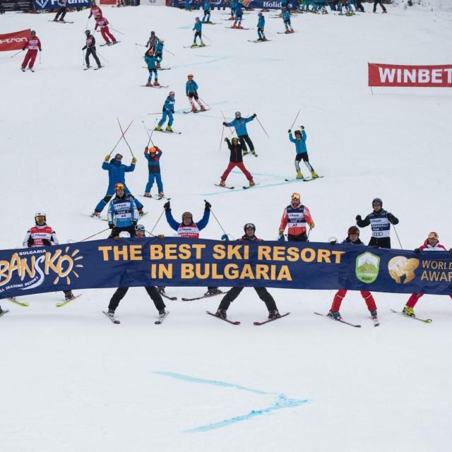 Мат и Жирардели дадоха старт на зимния сезон в Банско