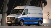 Mercedes-Benz представи електрически Sprinter