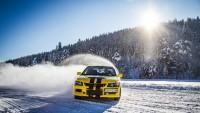 В България вече има писта за шофиране на сняг и лед