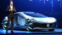 Mercedes и NVIDIA готвят революционна технология