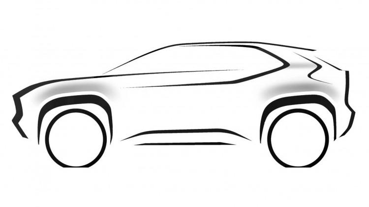 Toyota ще пусне всъдеход с размерите на Yaris