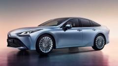 Toyota разработва нов водороден двигател<br /> 1 снимки