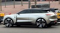 Заснеха нов концепт на Renault на улицата