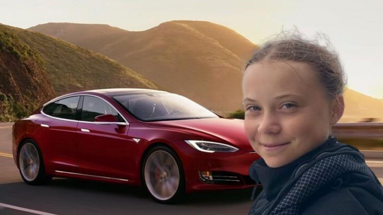 Tesla се слави като любима марка на по-заможните еко-активисти